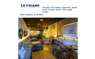 Le Figaro dice de 8 Canes Cocktail Bar